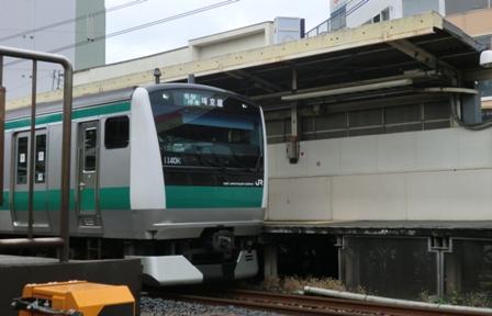 埼京線新赤羽