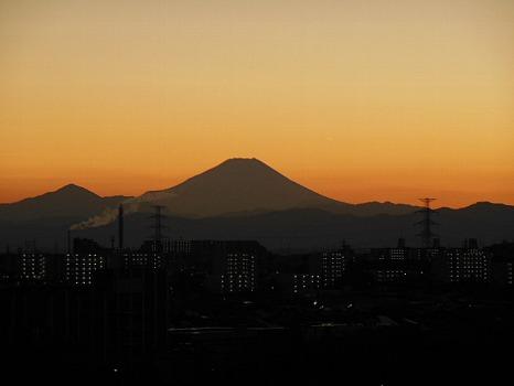 11月30日の富士B