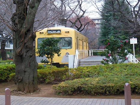 電車図書館