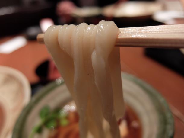 オリーブ牛のつけ麺