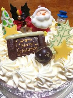 クリスマス 2013 バタークリーム