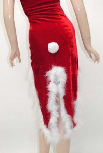 バニーカチューシャ付き サンタドレス