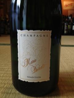 2013 07 01 マリードゥメ シャンパン