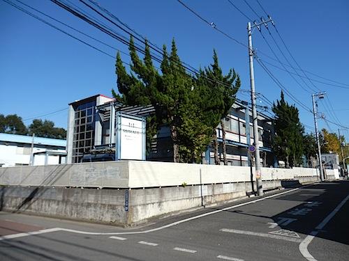「板橋区遺跡番号167番 無名塚」