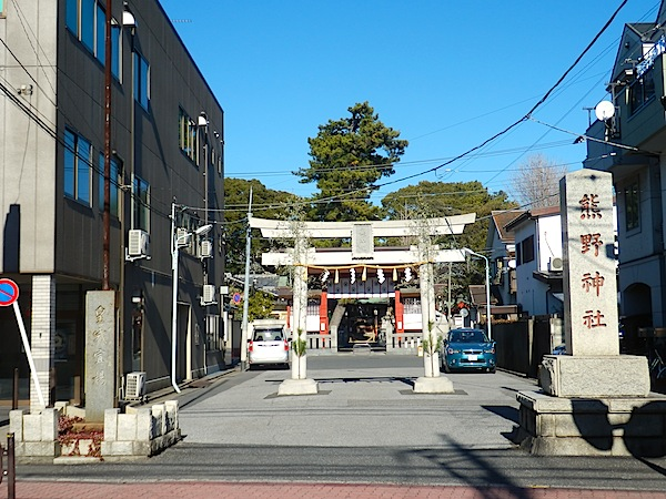 「熊野神社古墳」