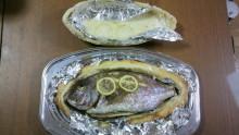 おえん日記super-塩釜鯛