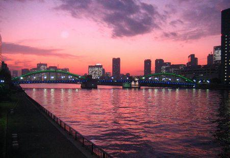 勝鬨橋2009.11.27