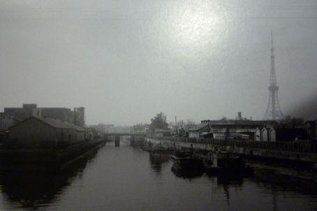 昭和37年の河口