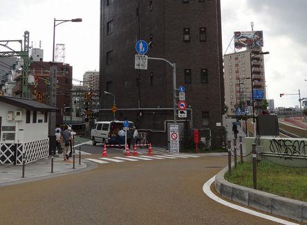 旧東海道入口
