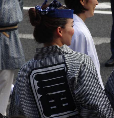 女性が神輿を担ぐのは普通になった