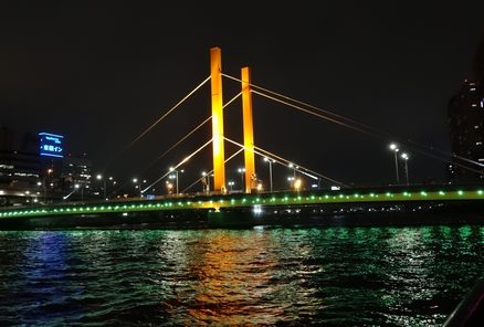 新大橋夜景