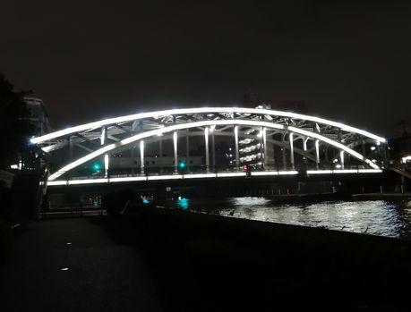 万年橋夜景