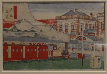 当時の鉄道