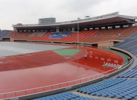 国立霞ヶ丘競技場