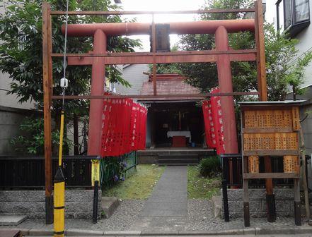 黒船稲荷神社