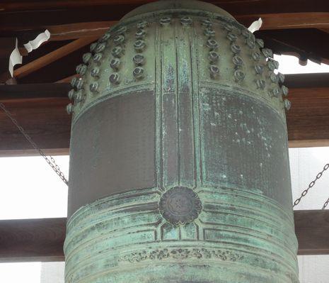 圓通寺の鐘