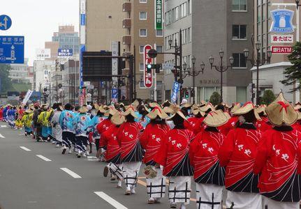 市民踊りパレード