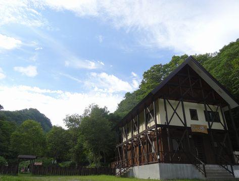 羅臼の山小屋