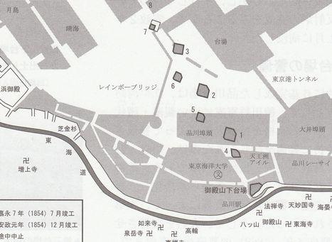 台場の築造計画