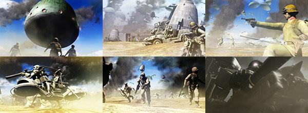 機動戦士ガンダム MS IGLOO - 重力戦線 第1話「あの死神を撃て!」