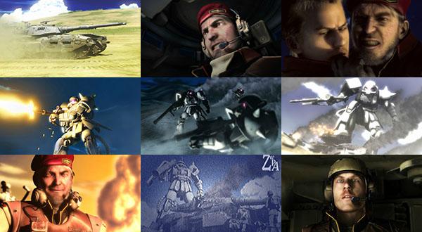 機動戦士ガンダム MS IGLOO - 重力戦線 第2話「陸の王者、前へ!」