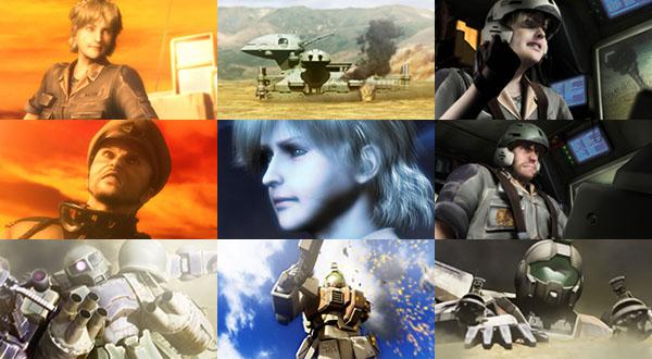 機動戦士ガンダム MS IGLOO - 重力戦線 第3話「オデッサ、鉄の嵐!」
