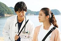 動画:【ドラマ】海の上の診療所 第1話