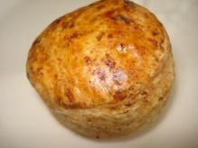 チーズと黒胡椒のスコーン