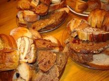 モーニングパン盛り2