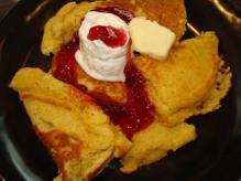 ベリーベリーパンケーキ