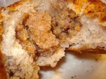ココナッツだんごのパン中