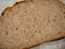 ライ麦パン断面