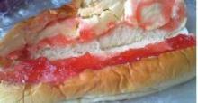苺ジャムバター