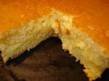 ホットケーキ断面