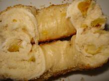 ココナッツパイン断面