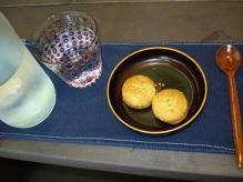 お水豆乳クッキー