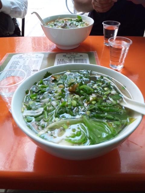 シンセン刀削麺