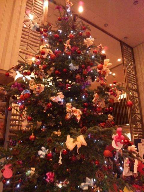 20121223クリスマスツリー