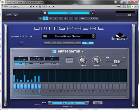 3code Arp 8beat