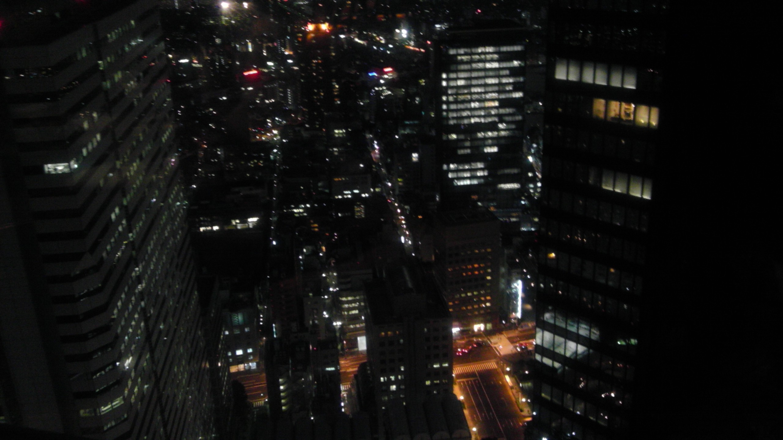新宿の夜景2