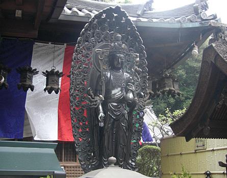 生駒聖天こと寳山寺(宝山寺)