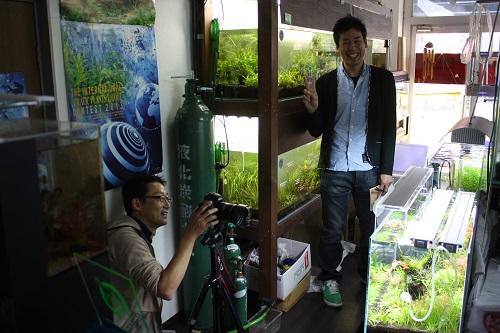 アクアライフ12月号 東海 岐阜 熱帯魚 水草 観葉植物販売 Grow aquarium