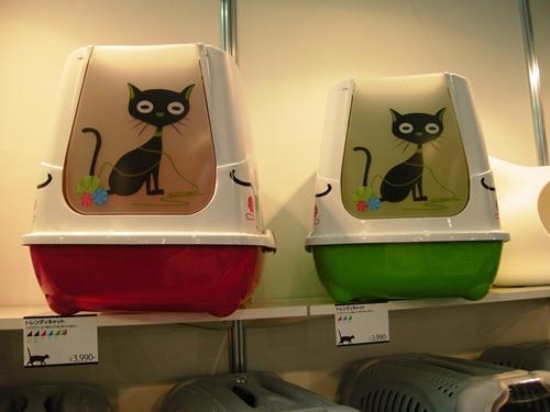 インターペット 2012 猫用ケージ