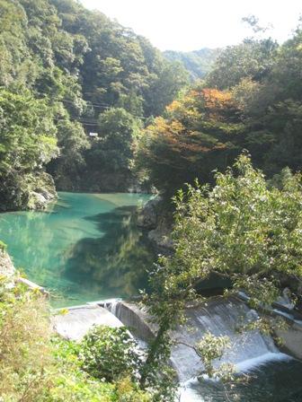貞光川上流