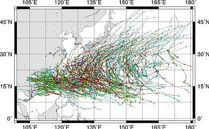 10月台風