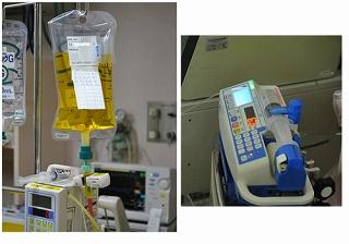 硬膜外麻酔-調整