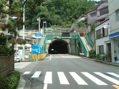 網代隧道01