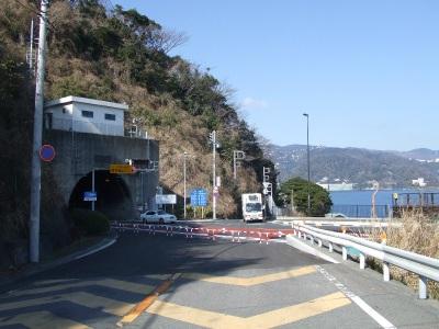 網代隧道05