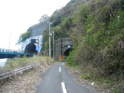 網代隧道11