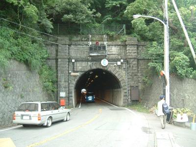 網代隧道17